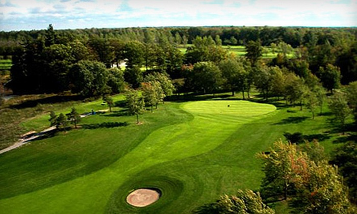 Pelham Hills Golf and Country Club - Glenridge: 18 Holes of Golf for Two or Four with Cart Rentals at Pelham Hills Golf and Country Club (Up to 52% Off)