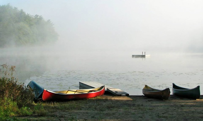 Milford House - Annapolis Royal, NS: 1- or 2-Weeknight Stay for Four in a Two-Bedroom Cabin at Milford House in Annapolis Royal, NS. Combine Up to 4 Nights.