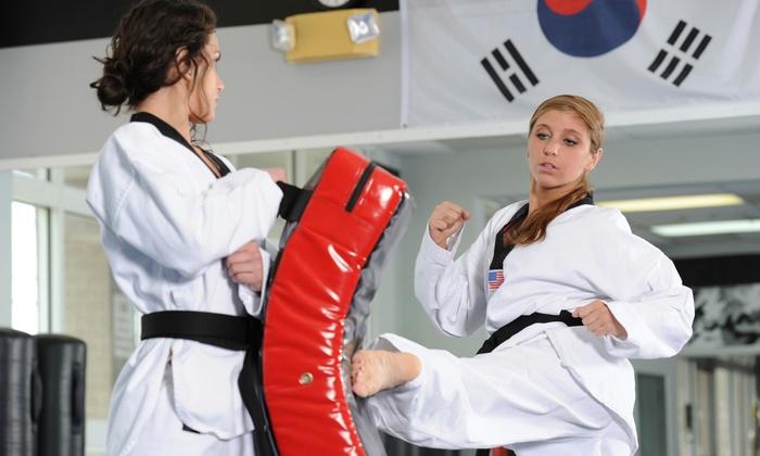 Martial Maxx - Oakland: 10 or 20 Mixed Martial Arts Classes and a Full Uniform at Martial Maxx (81% Off)