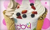 TCBY  - Multiple Locations: $12 for Four $5 Groupons, Each Good for Frozen Yogurt at TCBY ($20 Total Value)