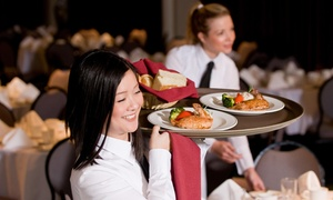 Cibo Catering Company: $79 for $180 Worth of Catering Services at Cibo Catering Company