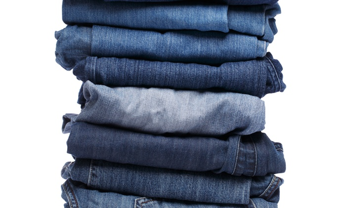 The Denim Lounge - Roscoe Village: $25 for $45 worth of Casual Clothing at The Denim Lounge