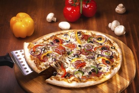 Pizza My Way: 60% off at Pizza My Way