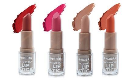 Phoera Waterproof Lipstick