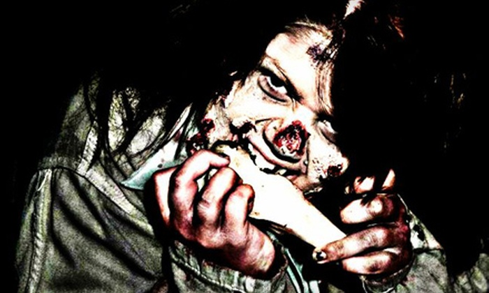 Gateway of Chaos - Malvern: Haunted-House Adventure for Two or Four at Gateway of Chaos (50% Off). Four Dates Available.
