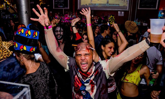 Zombie Crawl - The Dogwood: Zombie Crawl Admission for One or Two (Up to 52% Off)