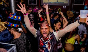 Zombie Crawl Miami: Zombie Bar Crawl Miami for One or Two with Option for VIP on Saturday, October 24 (Up to 53% Off)