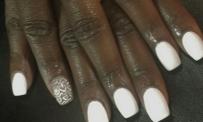Confessions Nail Salon - Bowie: $10 for $20 Worth of Nail Design Service — Confessions Nail Salon