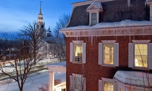 Historical Vermont Inn with Farm-to-Table Dining