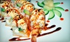 Ganbei Japanese Restaurant - Lexington: $20 for a Japanese Prix-Fixe Dinner for Two at Ganbei (Up to $42 Value)