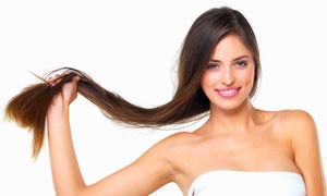 Brasilian Blow Dry Bar: Brazilian Blowout at Brasilian Blow Dry Bar (Up to 50% Off)