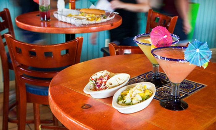 Sergio's Cantina - Geneva: Mexican Meal for Two or Four with Appetizers and Dessert at Sergio's Cantina (Up to 55% Off)