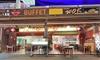 Buffet asiático libre para 2 o 4