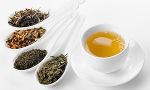 The Cozy Tea Cart: $19 for Tea Tasting for Two at The Cozy Tea Cart ($40 Value)