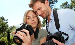 Fotomecánicos: Curso de fotografía de nivel iniciación para una o dos personas desde 19,90 € y con nivel avanzado desde 29,90 €