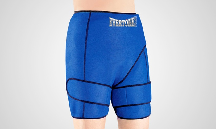 Evertone Sauna Shorts: $24.99 for Evertone Sauna Shorts ($39.95 List Price). Free Shipping.