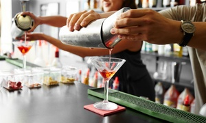 Elite Bartending School of Southwest Florida: Mixology Workshop for One or Two at Elite Bartending School of Southwest Florida (Up to 62% Off)