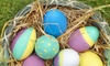 Advocates 4 Animals - Suson Park: Admission for Adult Egg Hunt with Raffle Tickets at Advocates 4 Animals (Up to 46% Off). Four Options Available.