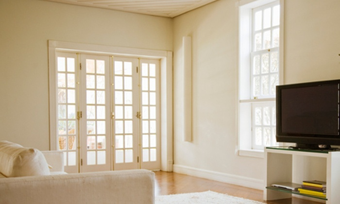 Judon's Custom Painting LLC - New River: Interior Painting for One or Two Rooms from Judon's Custom Painting LLC (Up to 70% Off)