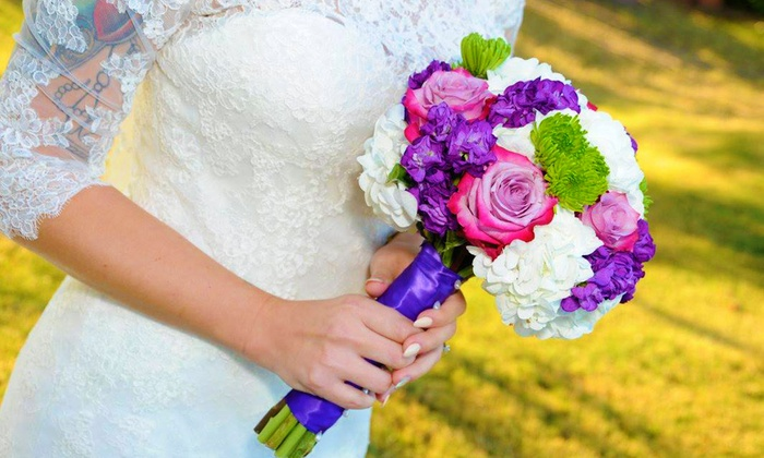 Ginas Touch Floral Design - Dallas: $600 for $800 Groupon — Gina's Touch Floral Design