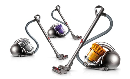 groupon daily deal - Dyson DC39 Multifloor Canister Vacuum (Refurbished)