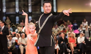 Dance With Stars Academy: Up to 86% Off Private Dance Lessons at Dance With Stars Academy