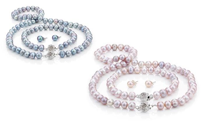collier perle zenzhu
