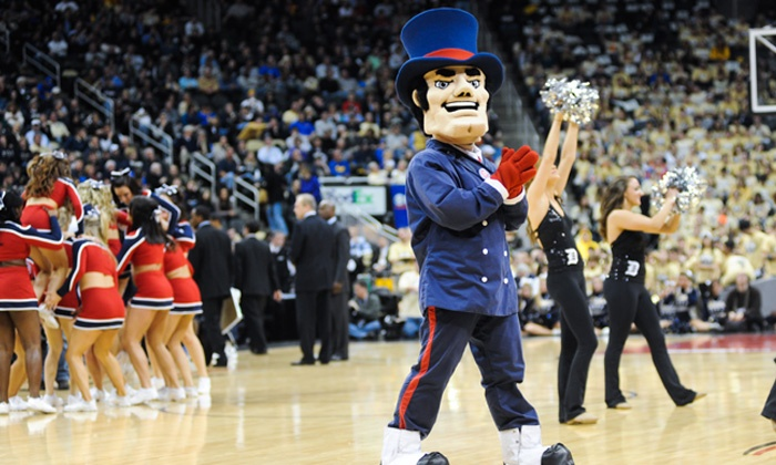Duquesne Men's Basketball - PPG Paints Arena: $12 for One G-Pass to a Duquesne Dukes Men's Basketball Game at CONSOL Energy Center ($28.70 Value)