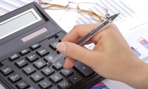 Peoria Income Tax Service: $75 for a Full Tax-Prep Service at Peoria Income Tax Service ($150 Value)