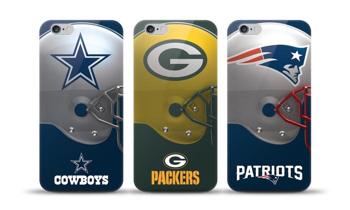 iPhone 6 Plus/6S NFL Helmet Cases
