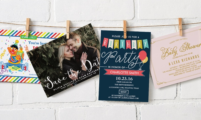 Zazzle: Zazzle Custom Invitations, Announcements, Holiday Cards, and Christmas Cards (Up to 72% Off)