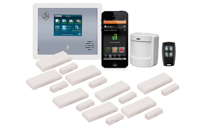 Security One Alarm - Bakersfield: Home-Security Packages from Security One Alarm (Up to 92% Off). 36-Month Subscription Required for All Packages.