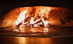 Parmesans Wood Stone Pizza: $11 for $20 Worth of Italian Cuisine at Parmesans Wood Stone Pizza