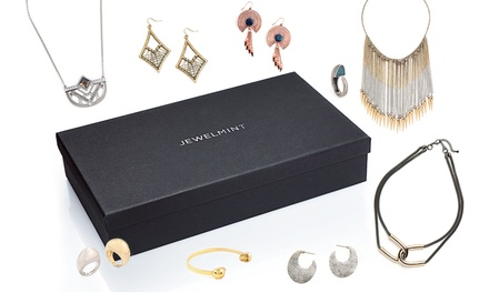 $59 for One 4-Piece Surprise Summer Box from JewelMint ($180 Value). Shipping Included.