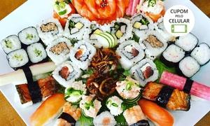 Ki Sushi Delivery: Ki Sushi Delivery – Vila Gustavo: rodízio japonês no almoço ou jantar para 1 ou 2 pessoas