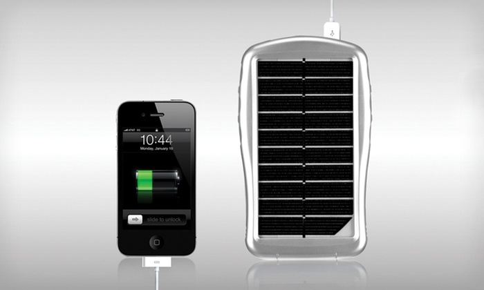 Soladec Portable Solar Power Charger: $64.99 for a Soladec Solar Power Battery Charger ($99.99 List Price). Free Shipping and Free Returns.