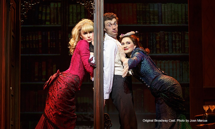 """A Gentleman's Guide to Love and Murder"" - Walter Kerr Theatre: Broadway's Tony-Winning Best Musical, ""A Gentleman's Guide to Love and Murder"" (Up to 46% Off)"