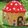 Kids' Mushroom Cottage Play Tent