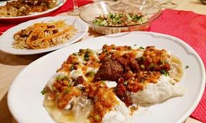 KABOUL: Repas gastronomique afghan au cœur de Saint-Malo dès 39,90 € pour 2 ou 4 personnes au restaurant Kaboul