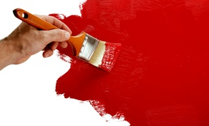 Appaloosa Painting Co.: $75 for $150 Groupon — Appaloosa Painting Co.