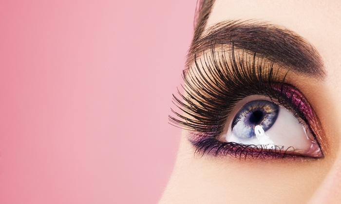 Cyn City Lashes - Escondido: Full Set of Eyelash Extensions with Optional Fill at Cyn City Lashes (Up to 71% Off)