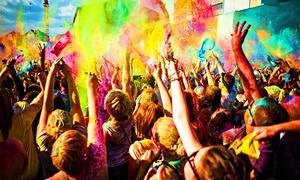 The Color Festival: 2x Farbgefühle Festival im Sommer 2018 u. a, in Köln, Neuss, Dortmund, Berlin inkl. 2 Schlüsselbändern (50% sparen)