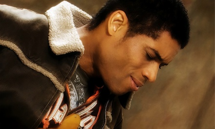 Stanley Jordan at Ritz Theatre on Friday, May 15, at 8 p.m. (Up to 55% Off)