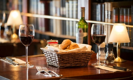 Luxe driegangen keuzemenu bij Grand Restaurant Le Connaisseur in Eindhoven