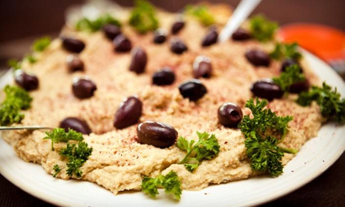 Mediterranean dinner anatolia mediterrenean cuisine for Anatolia mediterranean cuisine