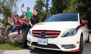 Mercedes-Benz Driving Academy for New Drivers in Kelowna: CC$64 for CC$150 Worth of driving lession at Mercedes-Benz Driving Academy for New Drivers in Kelowna
