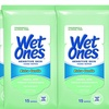 12-Pack of Wet Ones Sensitive Skin Hand and Face Wipes