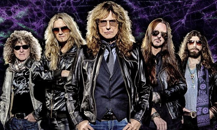 Whitesnake with Special Guest The Answer - Star Plaza Theatre: Whitesnake with Special Guest The Answer at Star Plaza Theatre on Saturday, July 18 (Up to 40% Off)