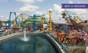Fun Spot America - Orlando/Kissimee:  $38 for Theme Park Entry with Gator Spot Admission at Fun Spot America Theme Parks ($51.95 Value)