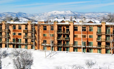 3-Night Stay at Mountain Resorts in Steamboat Springs, CO
